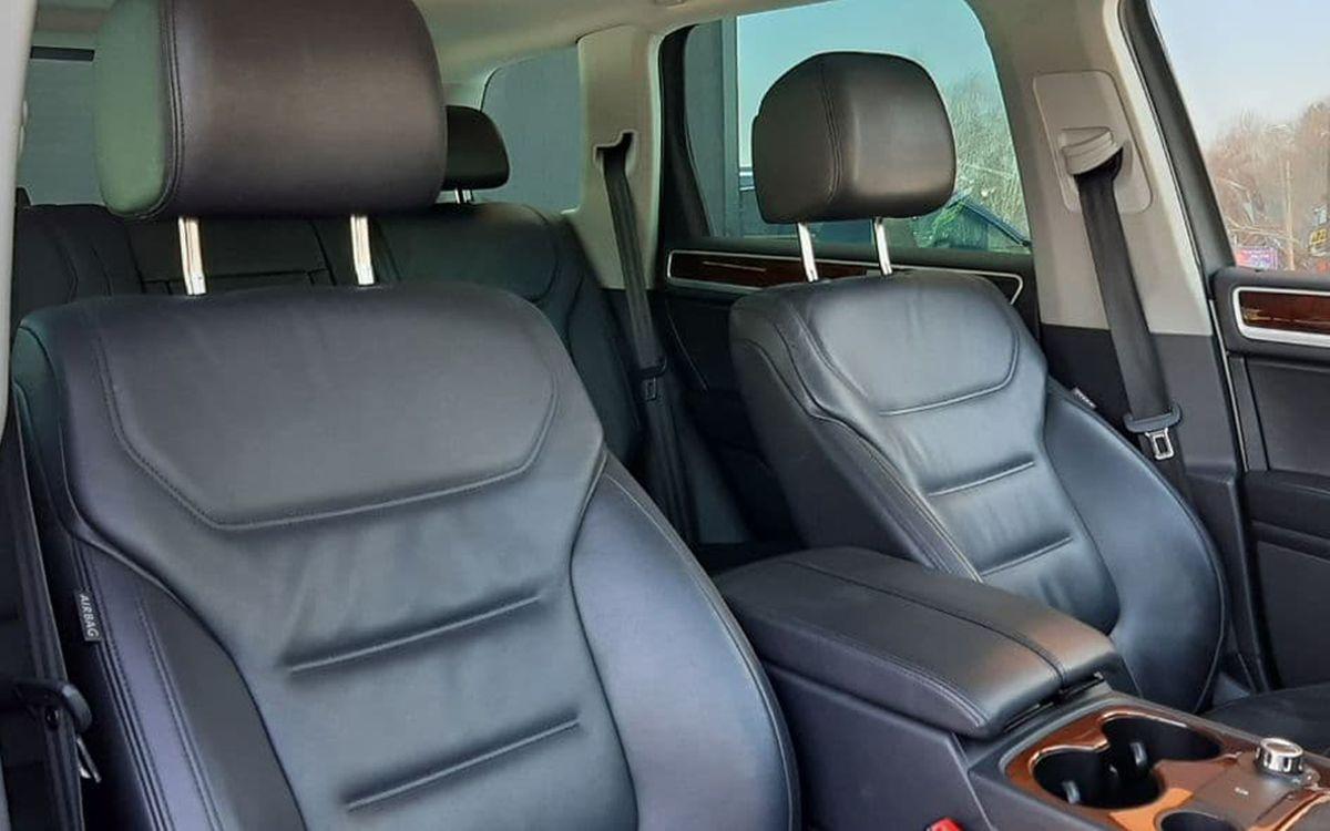 Volkswagen Touareg 2012 фото №18