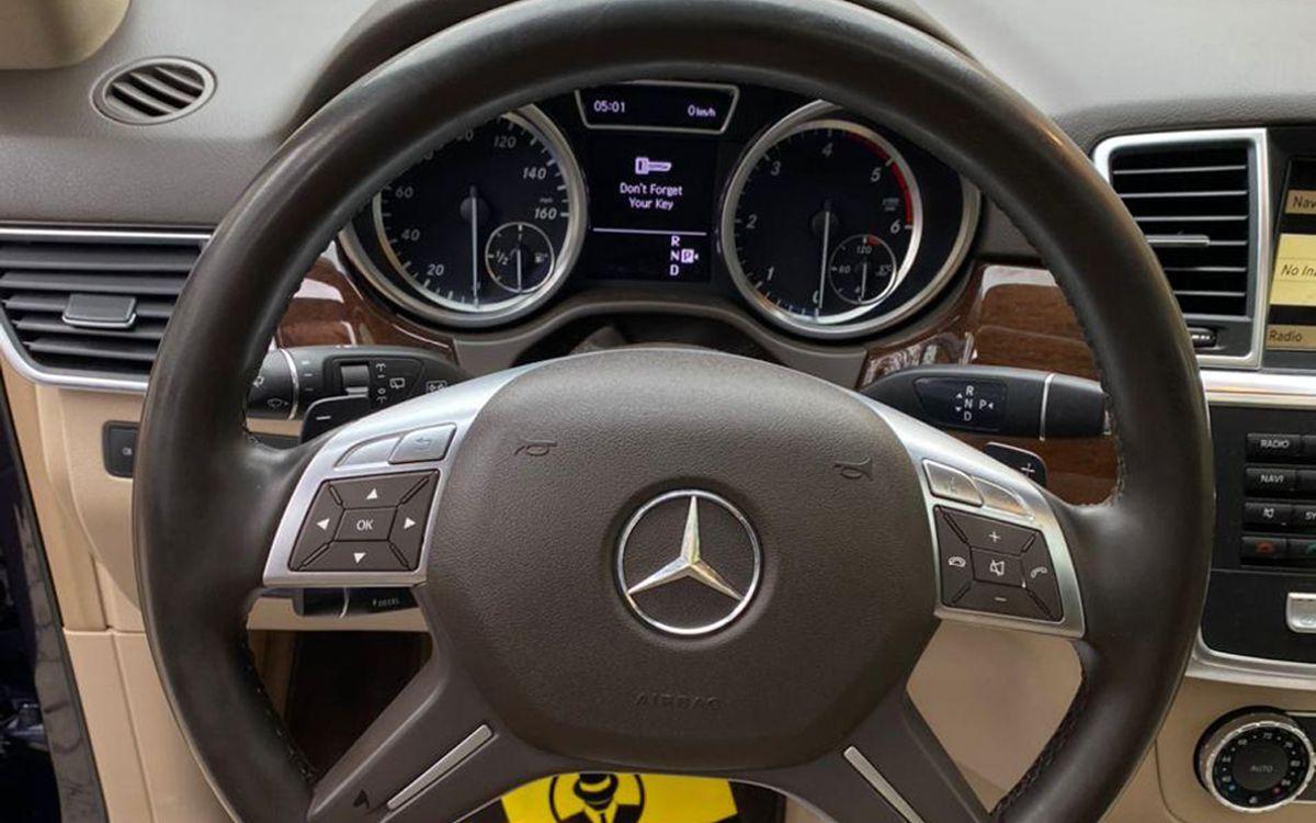 Mercedes-Benz ML 350 2012 фото №13