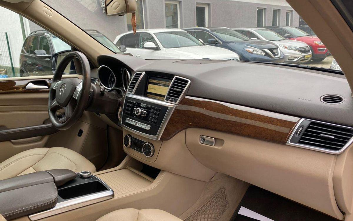 Mercedes-Benz ML 350 2012 фото №14