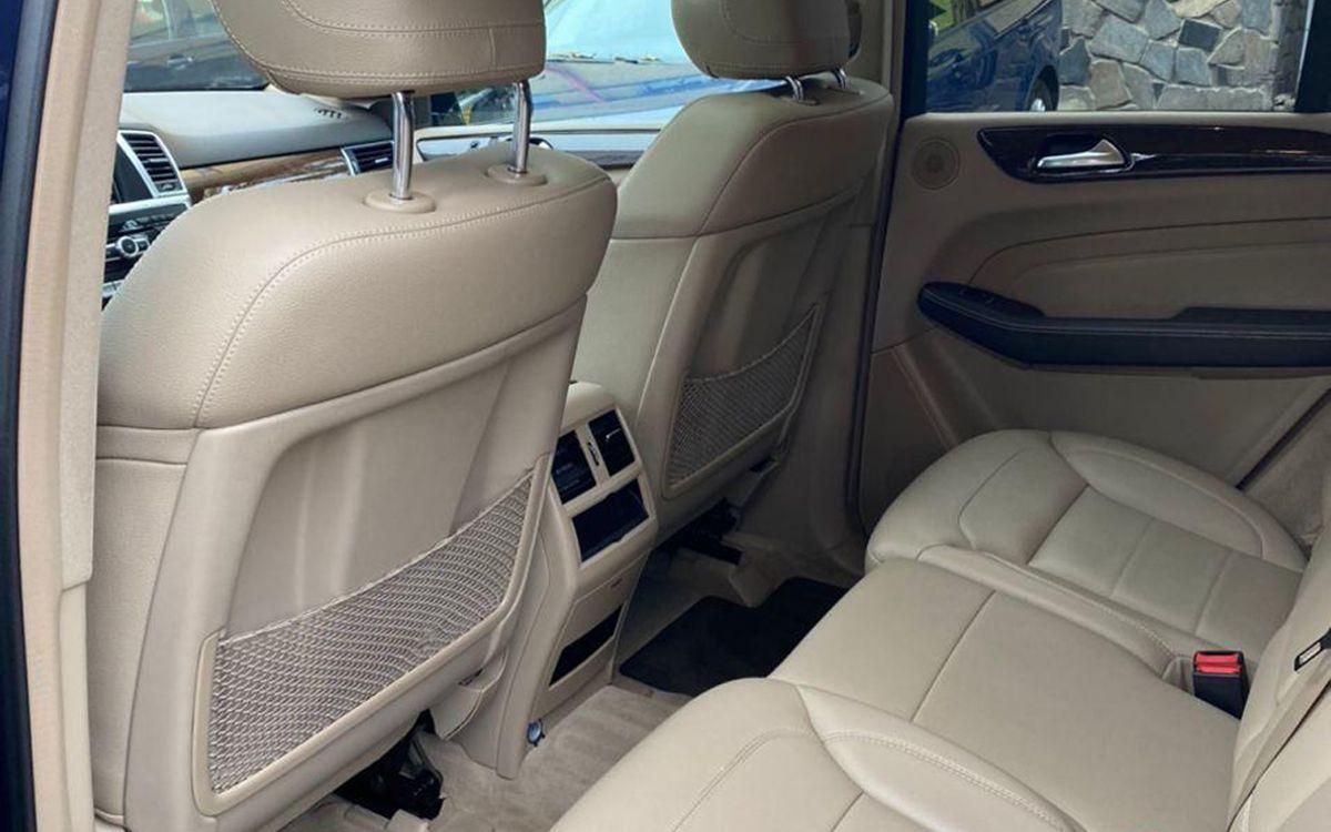 Mercedes-Benz ML 350 2012 фото №15