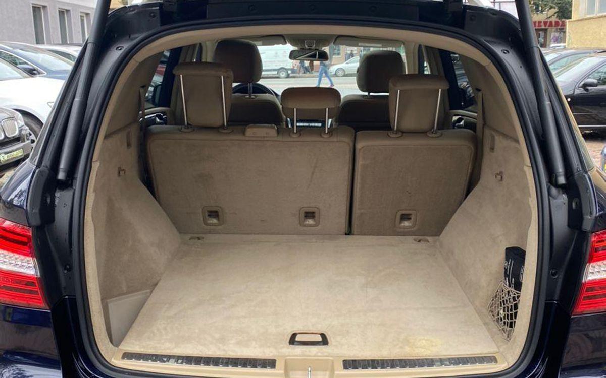 Mercedes-Benz ML 350 2012 фото №16