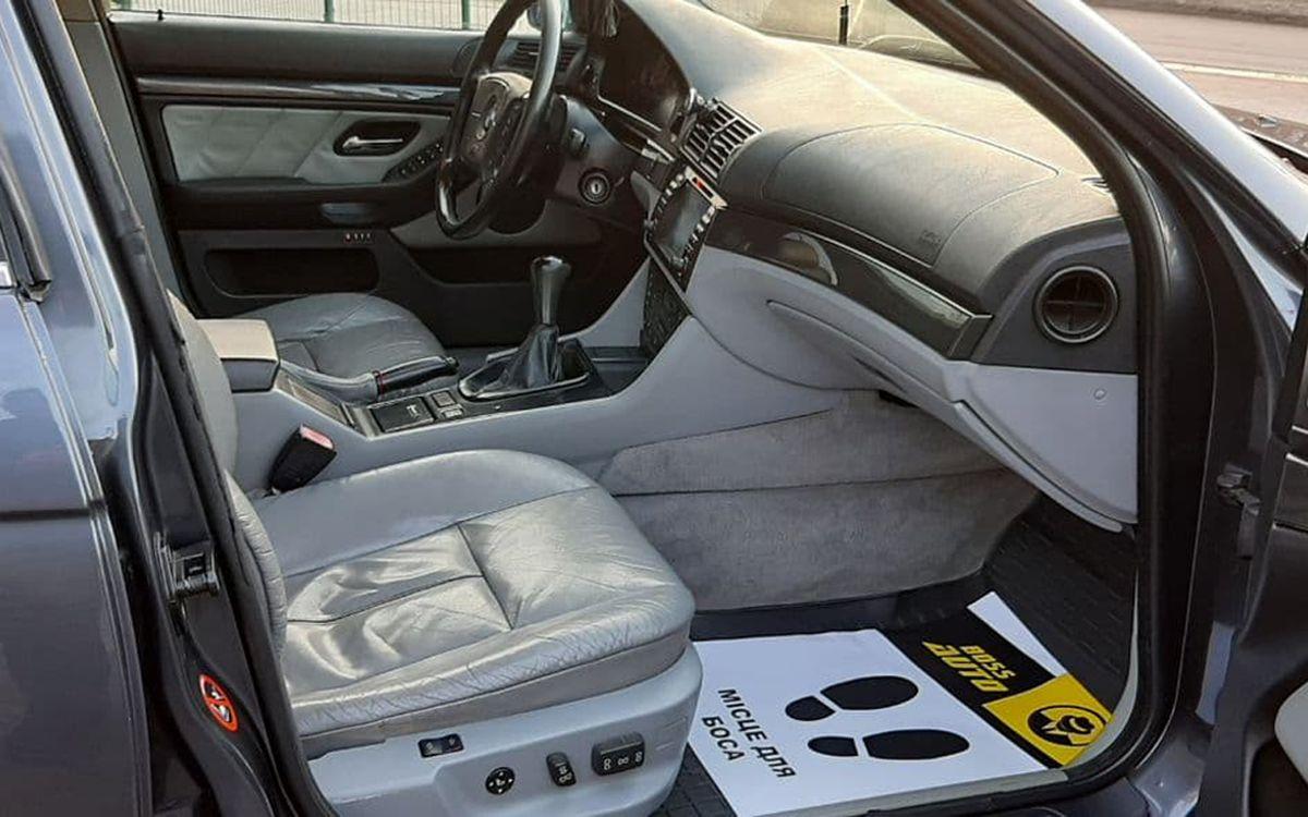 BMW 528 1996 фото №14