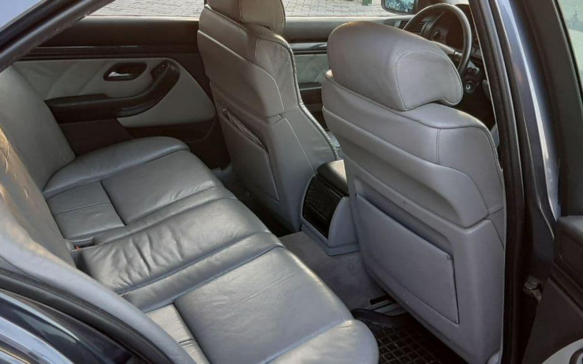 BMW 528 1996 фото №15