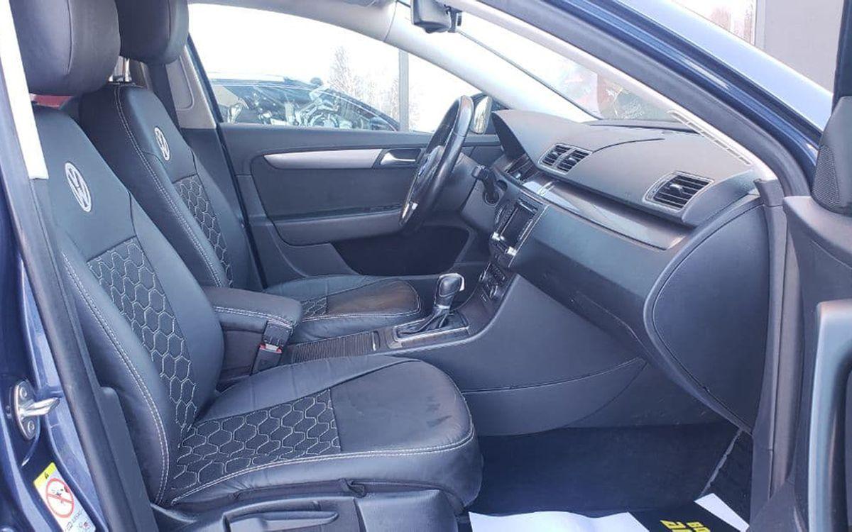 Volkswagen Passat 2011 фото №11