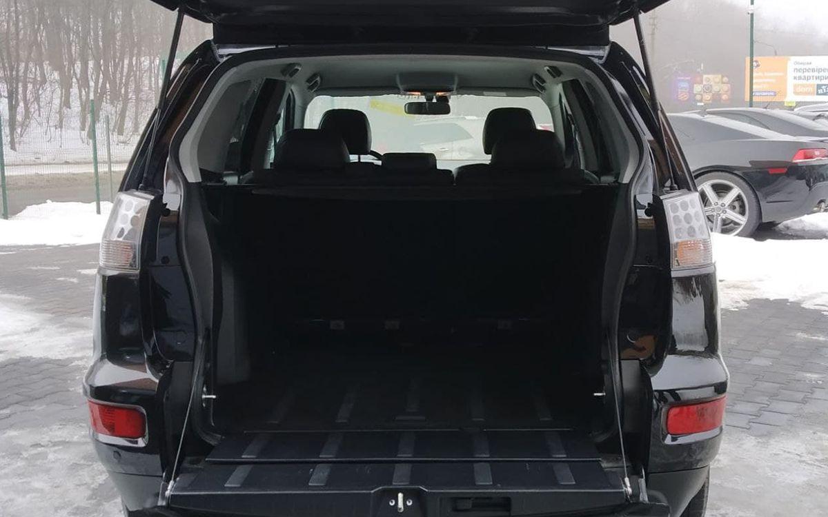 Mitsubishi Outlander 2012 фото №13
