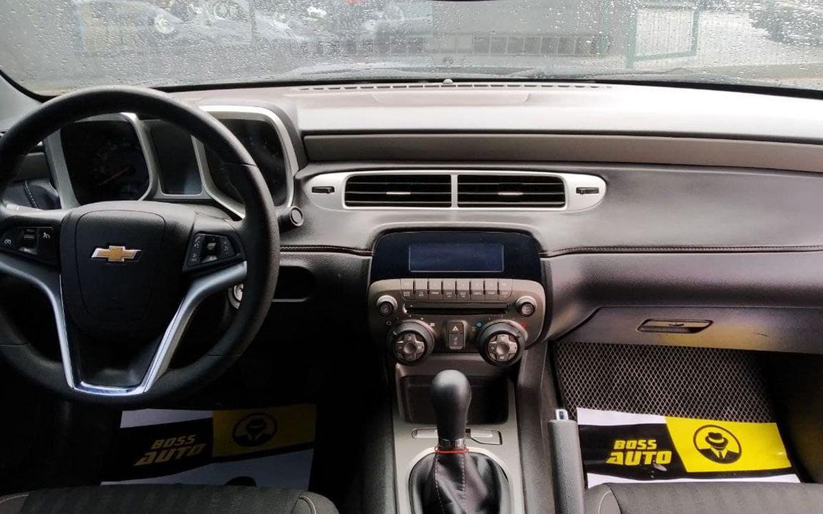 Chevrolet Camaro 2015 фото №10