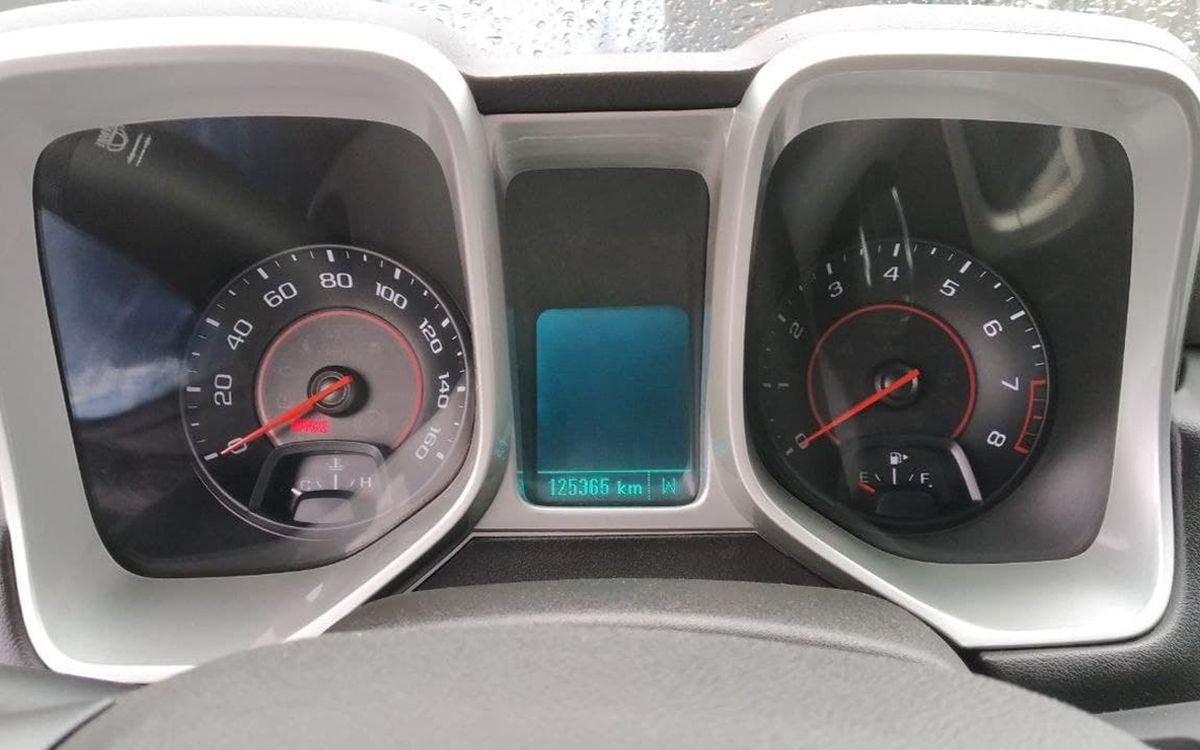 Chevrolet Camaro 2015 фото №11