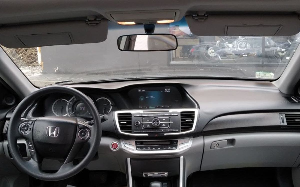 Honda Accord 2013 фото №12
