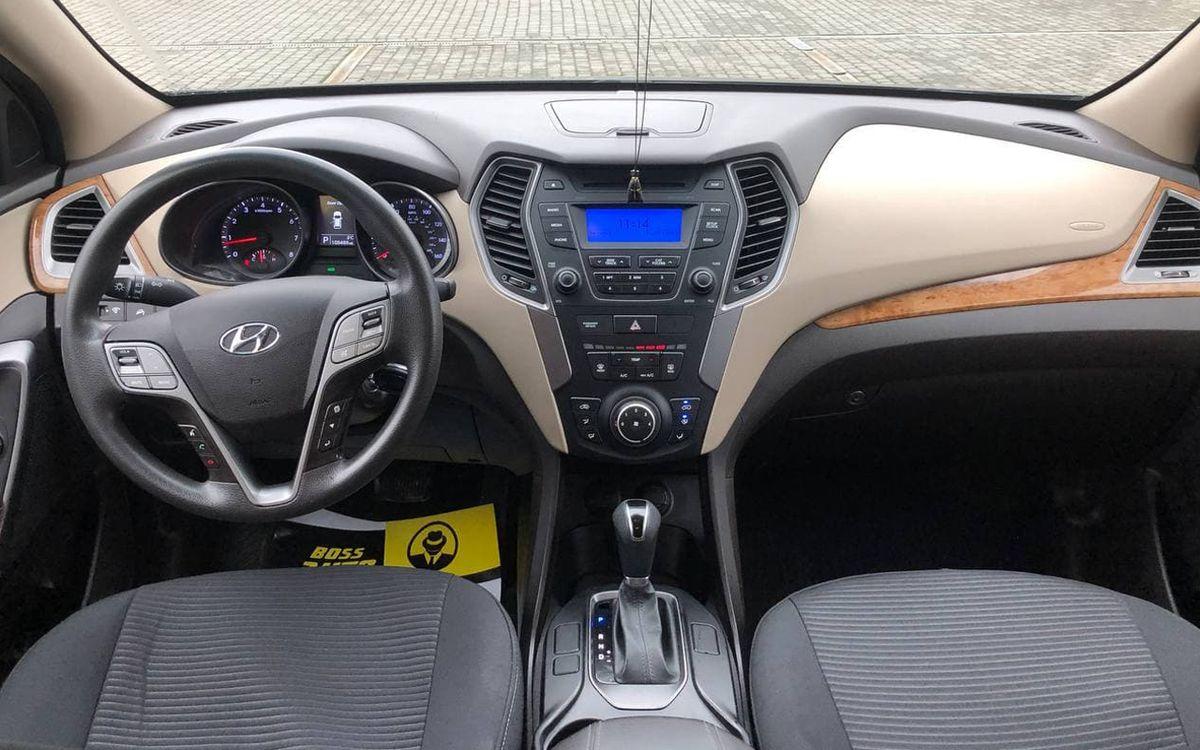 Hyundai Santa FE 2014 фото №16