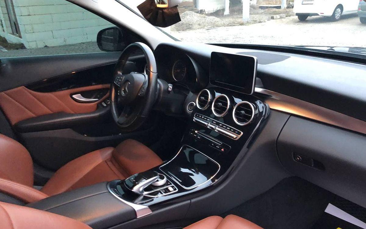 Mercedes-Benz C 220 2015 фото №16