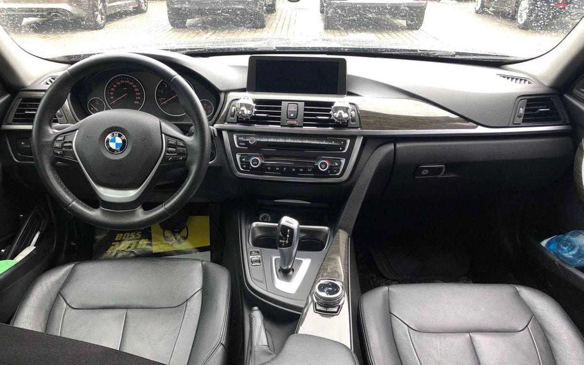 BMW 328 2013 фото №19