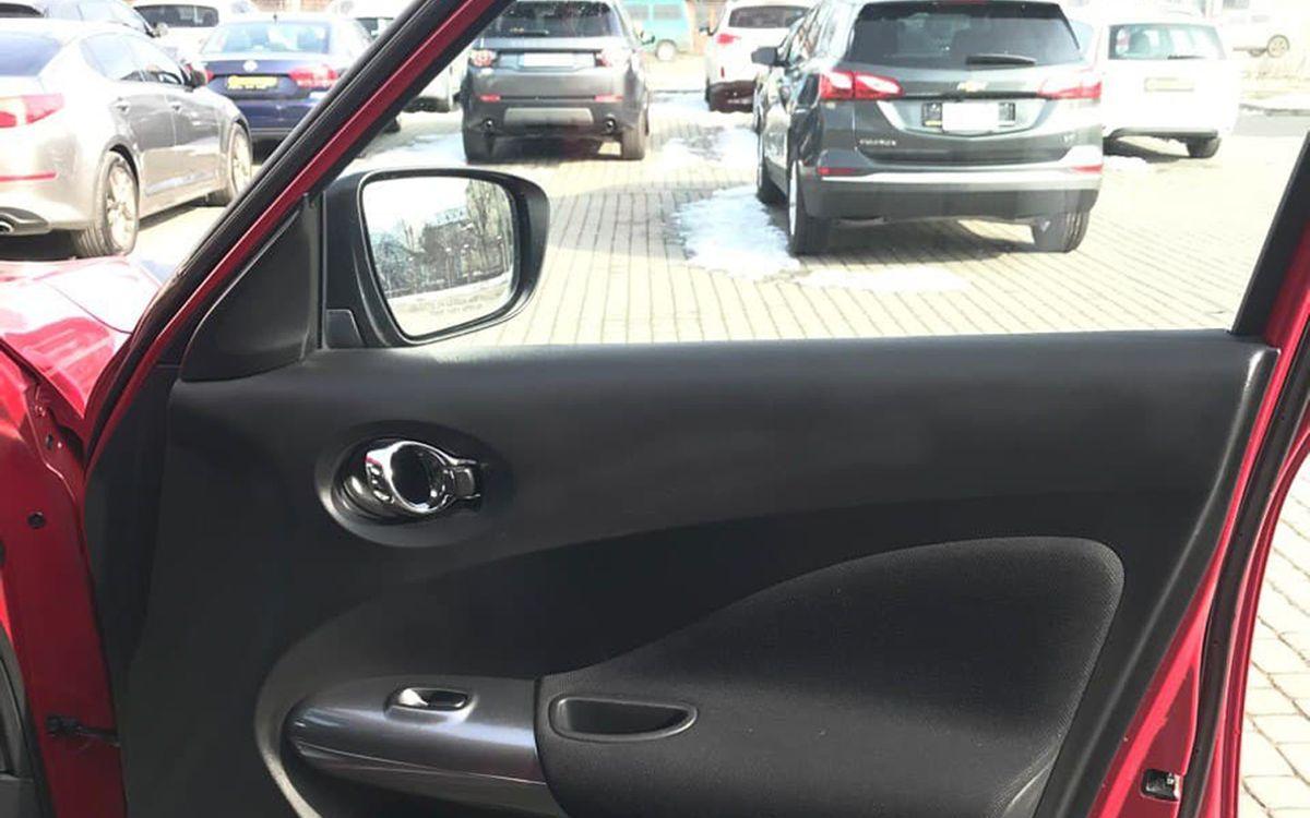 Nissan Juke Nismo 2015 фото №12
