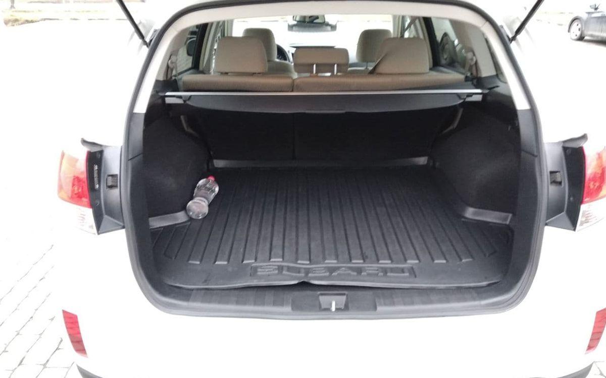 Subaru Outback 2012 фото №17