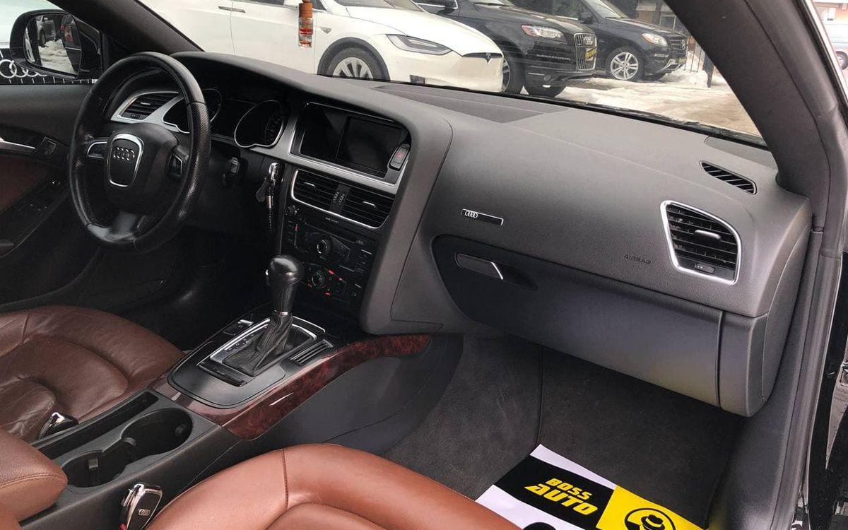 Audi A5 2009 фото №14