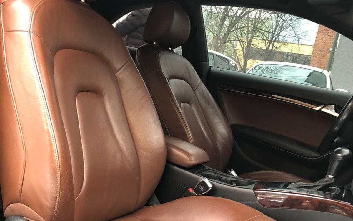 Audi A5 2009 фото №15