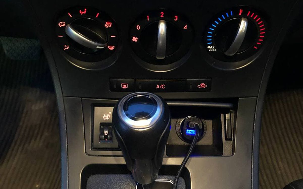 Mazda 3 2012 фото №18