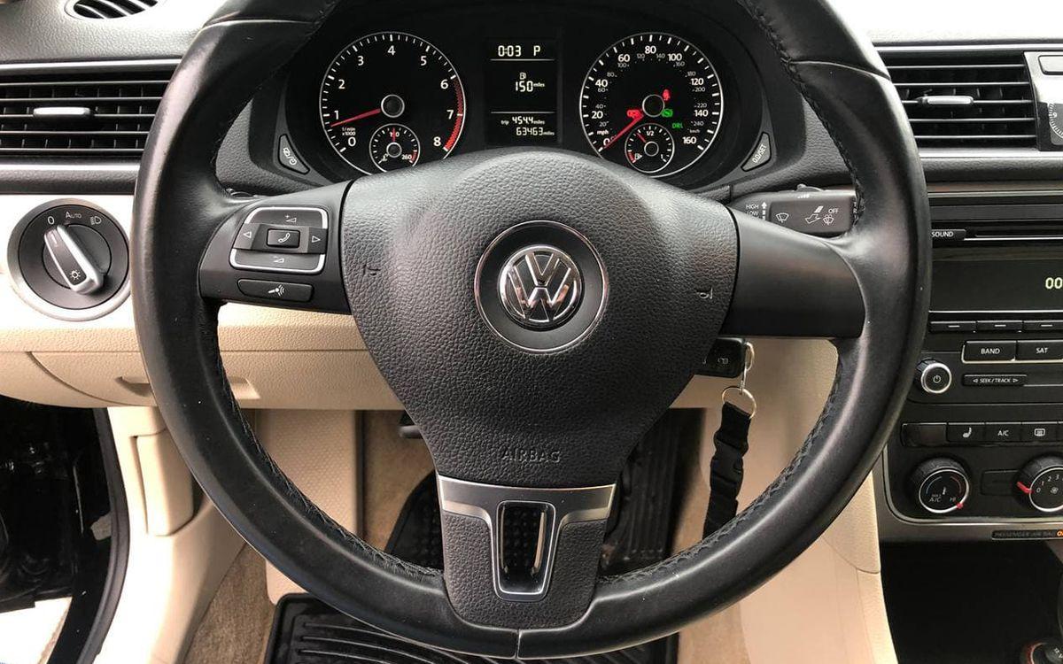 Volkswagen Passat 2014 фото №20