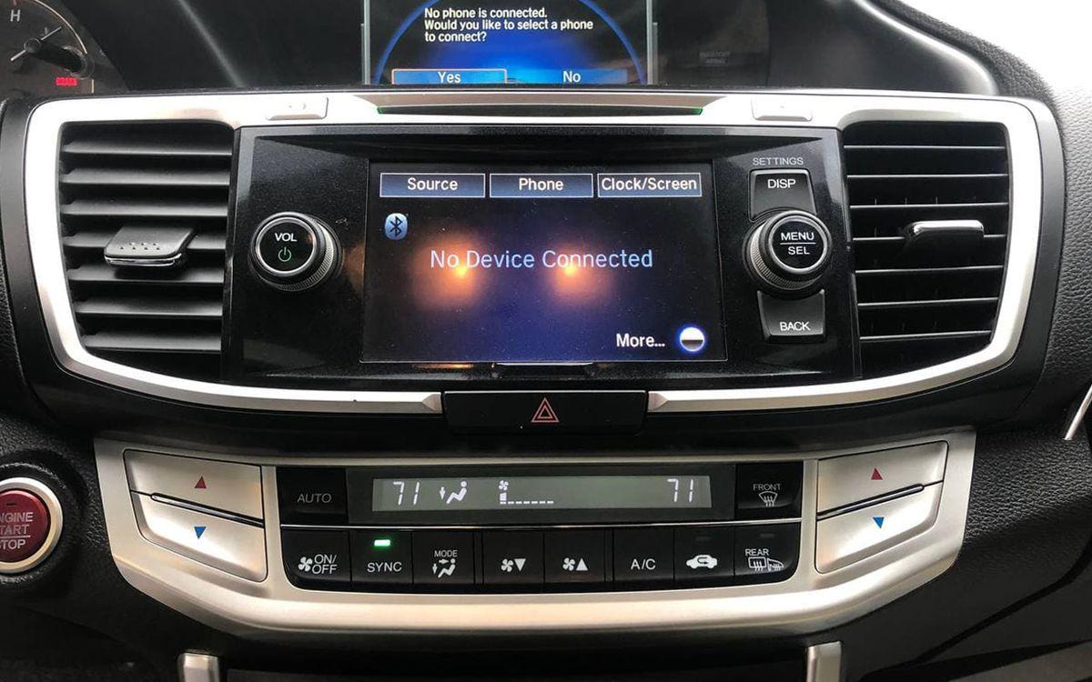 Honda Accord Coupe 2014 фото №17