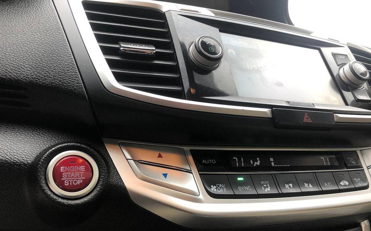 Honda Accord Coupe 2014 фото №18