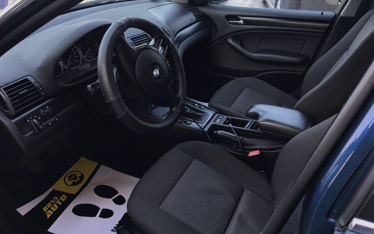 BMW 316 2005 фото №9