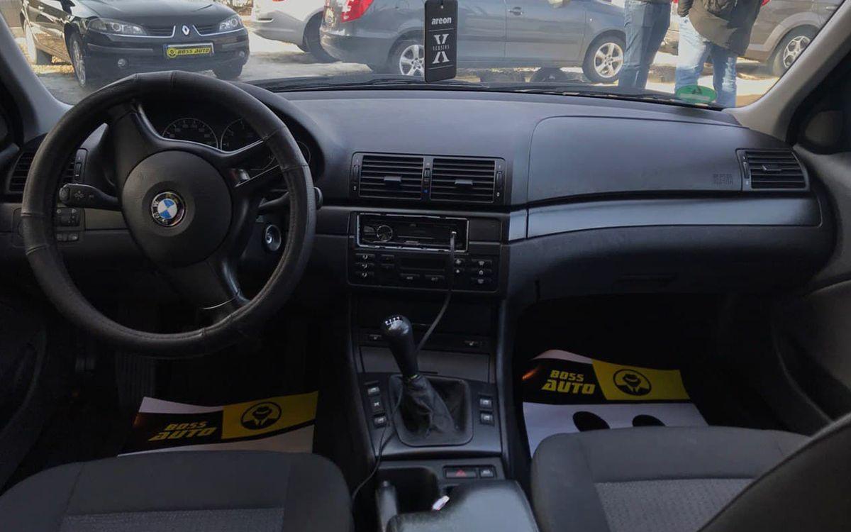 BMW 316 2005 фото №10