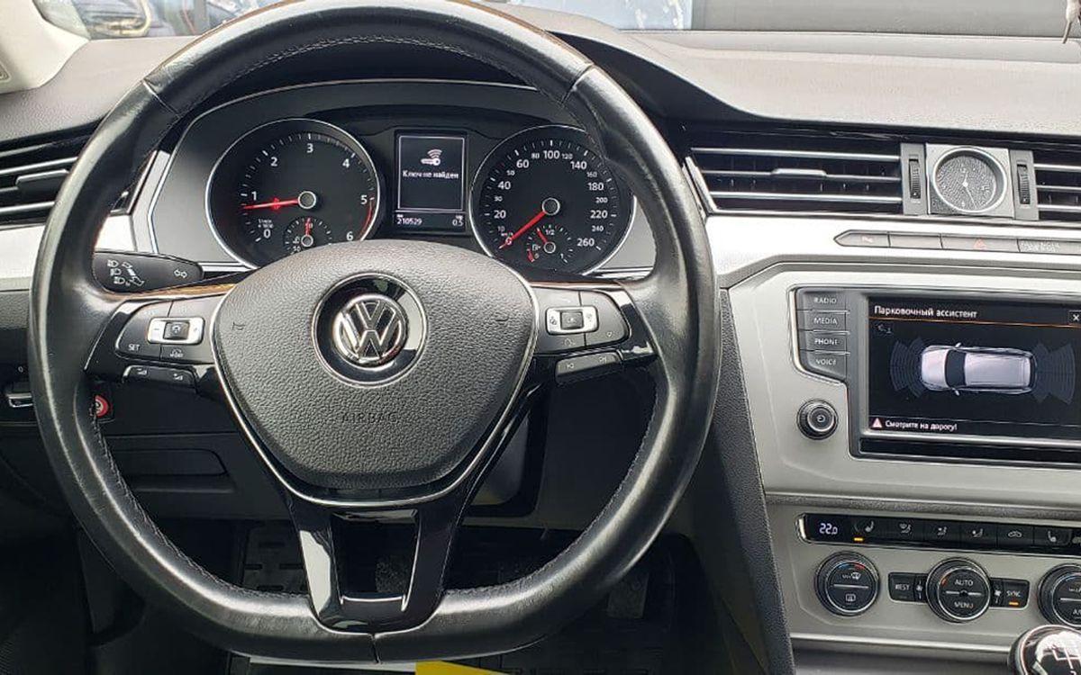 Volkswagen Passat 2014 фото №13