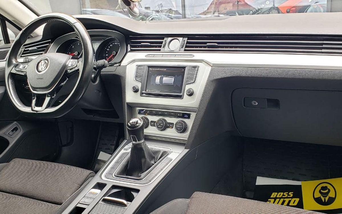 Volkswagen Passat 2014 фото №14
