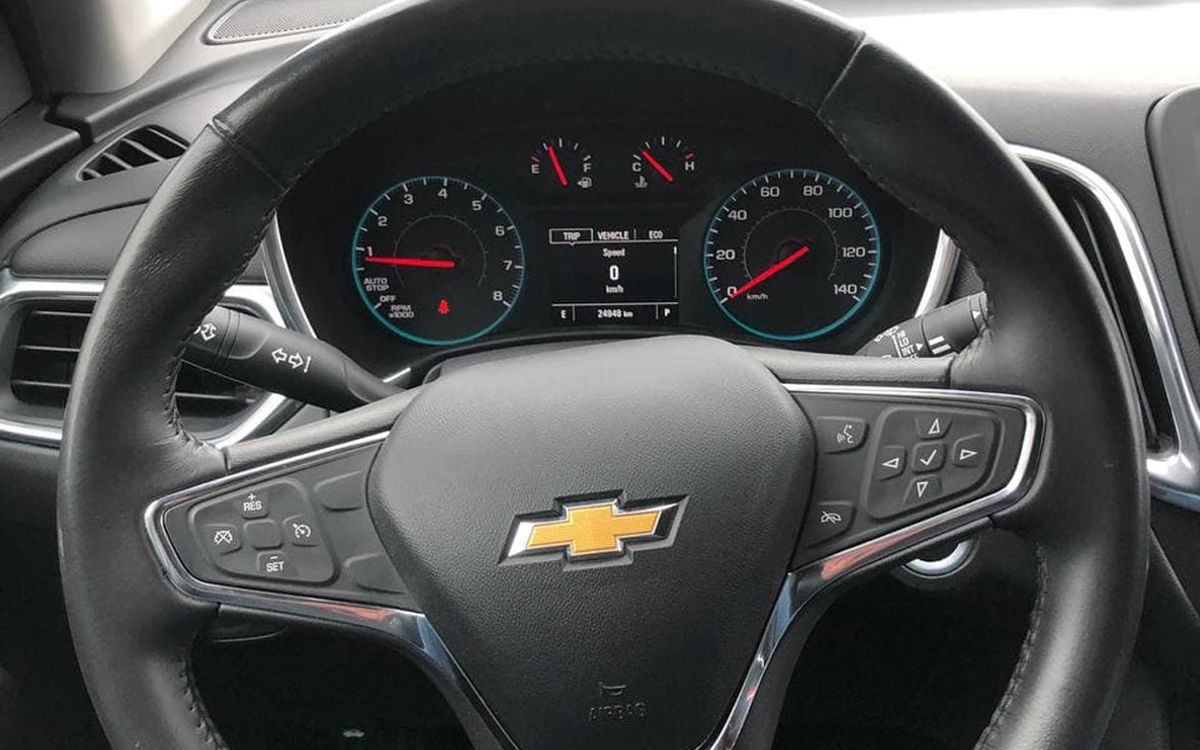 Chevrolet Equinox 2018 фото №16