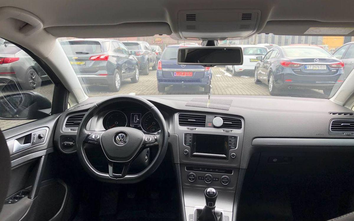Volkswagen Golf 2015 фото №14