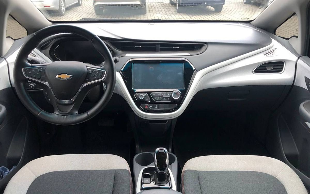 Chevrolet Bolt EV 2019 фото №8
