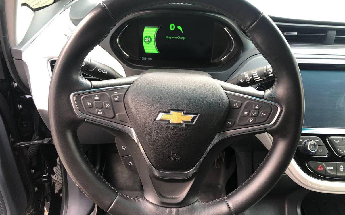 Chevrolet Bolt EV 2019 фото №9