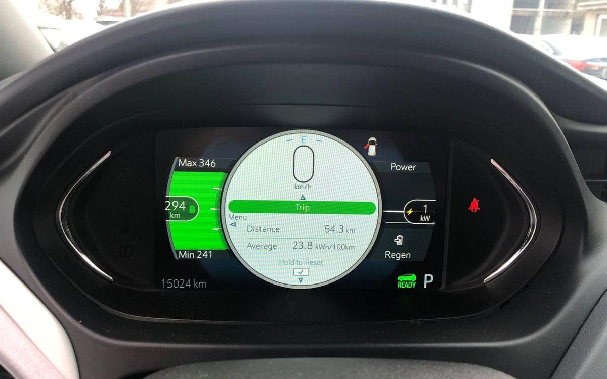 Chevrolet Bolt EV 2019 фото №10