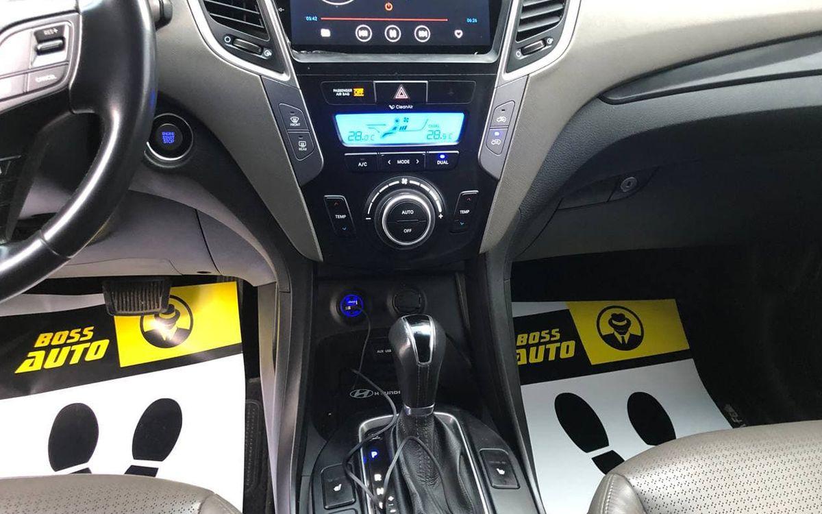 Hyundai Santa FE 2012 фото №13