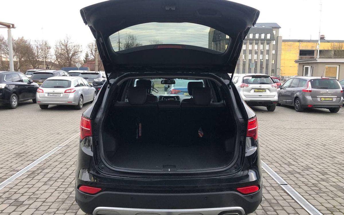 Hyundai Santa FE 2012 фото №17