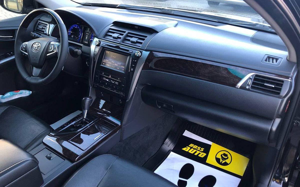 Toyota Camry 2015 фото №13