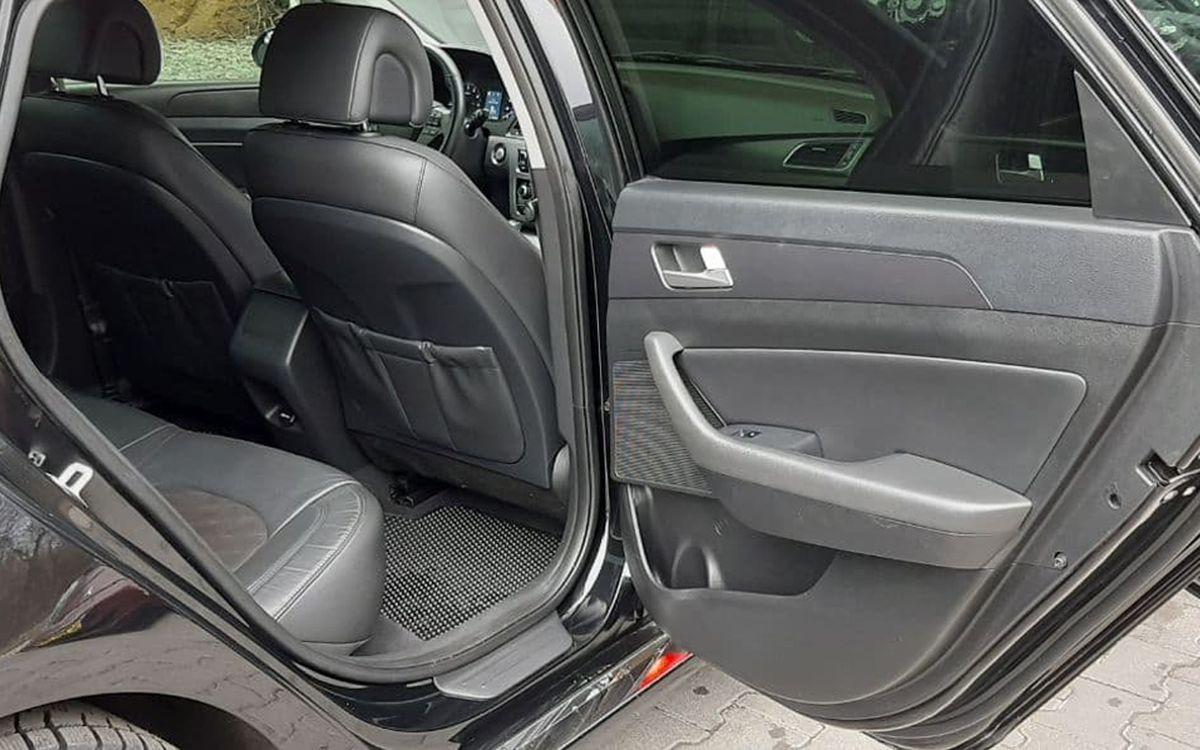 Hyundai Sonata 2016 фото №12