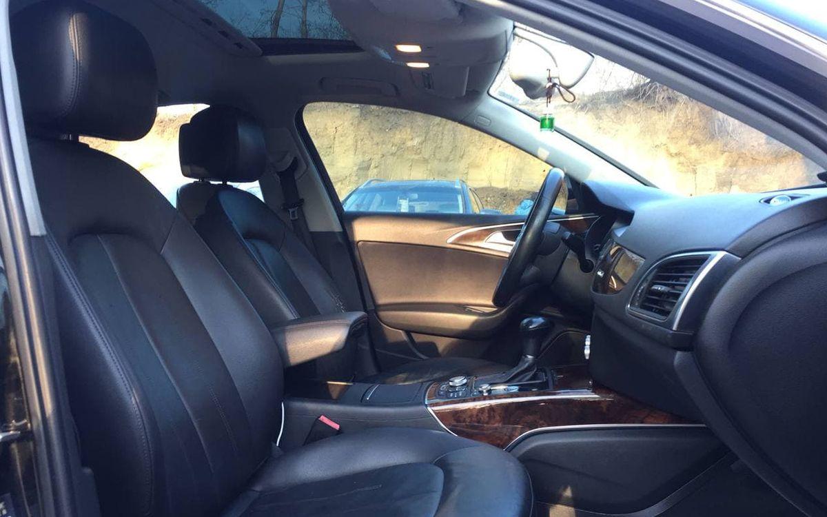 Audi A6 2012 фото №9