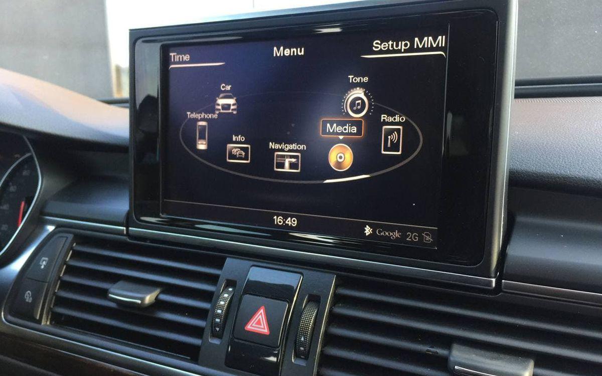 Audi A6 2012 фото №10