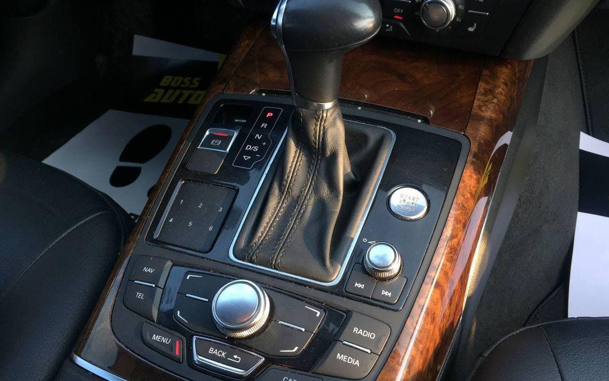 Audi A6 2012 фото №11