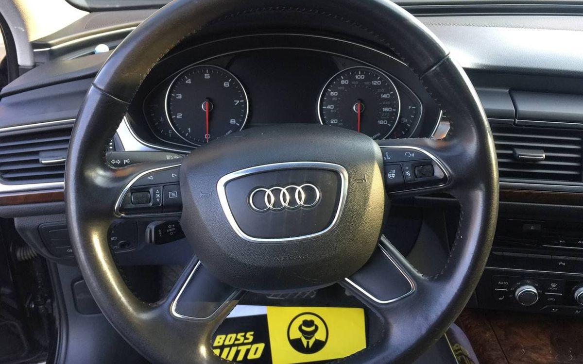 Audi A6 2012 фото №12