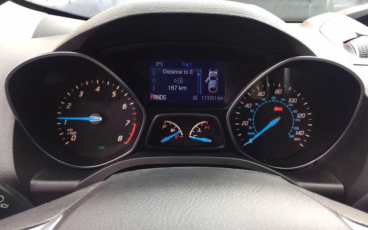 Ford Escape 2013 фото №13