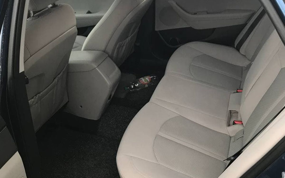 Hyundai Sonata 2015 фото №18