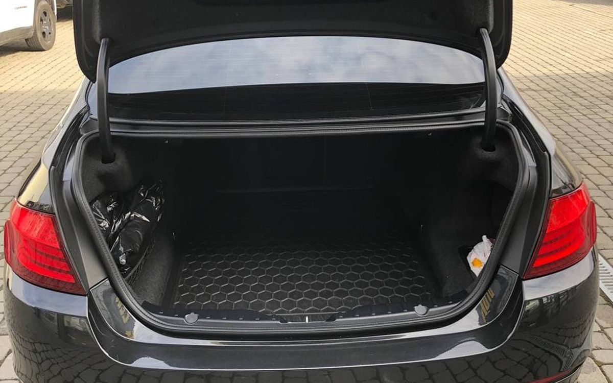 BMW 520 2012 фото №18