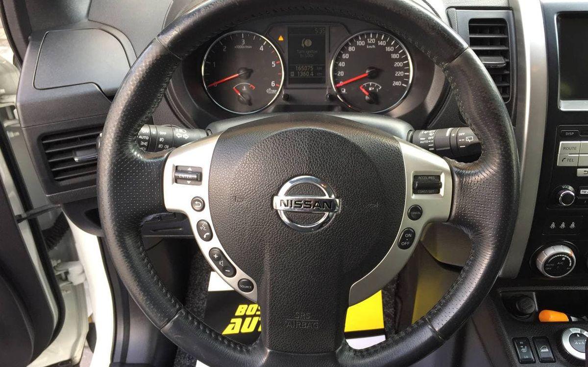 Nissan X-trail 2011 фото №13