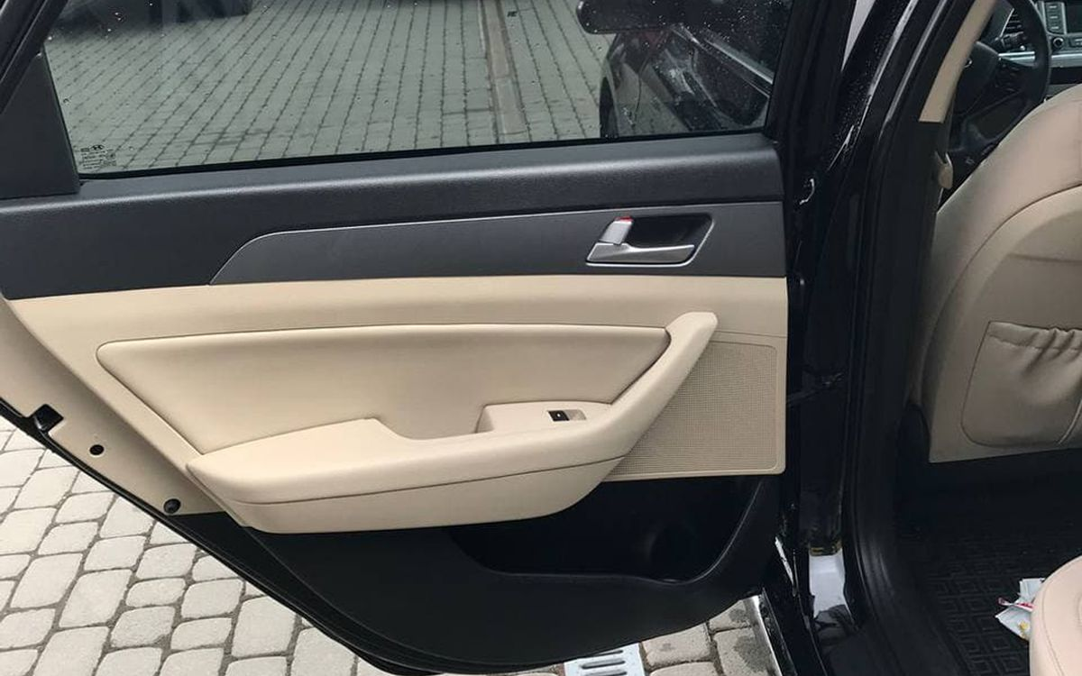 Hyundai Sonata 2016 фото №17