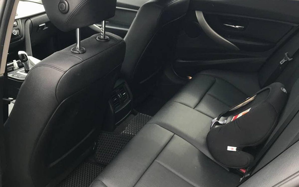 BMW 320 2014 фото №18