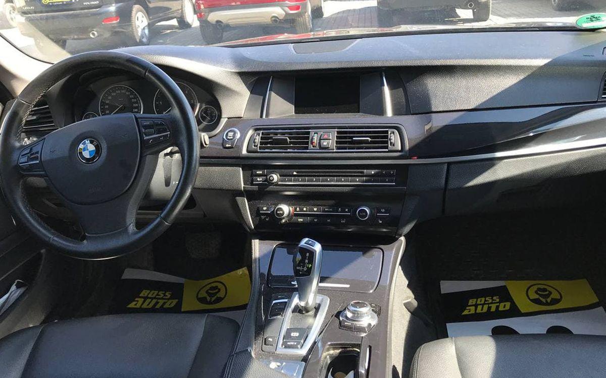 BMW 525 2014 фото №16