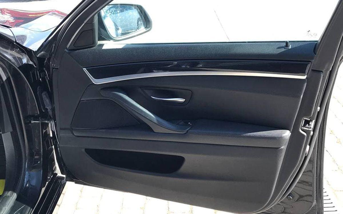 BMW 525 2014 фото №18