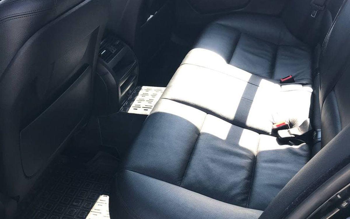 BMW 525 2014 фото №19