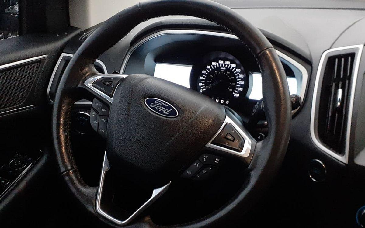 Ford Edge 2016 фото №11